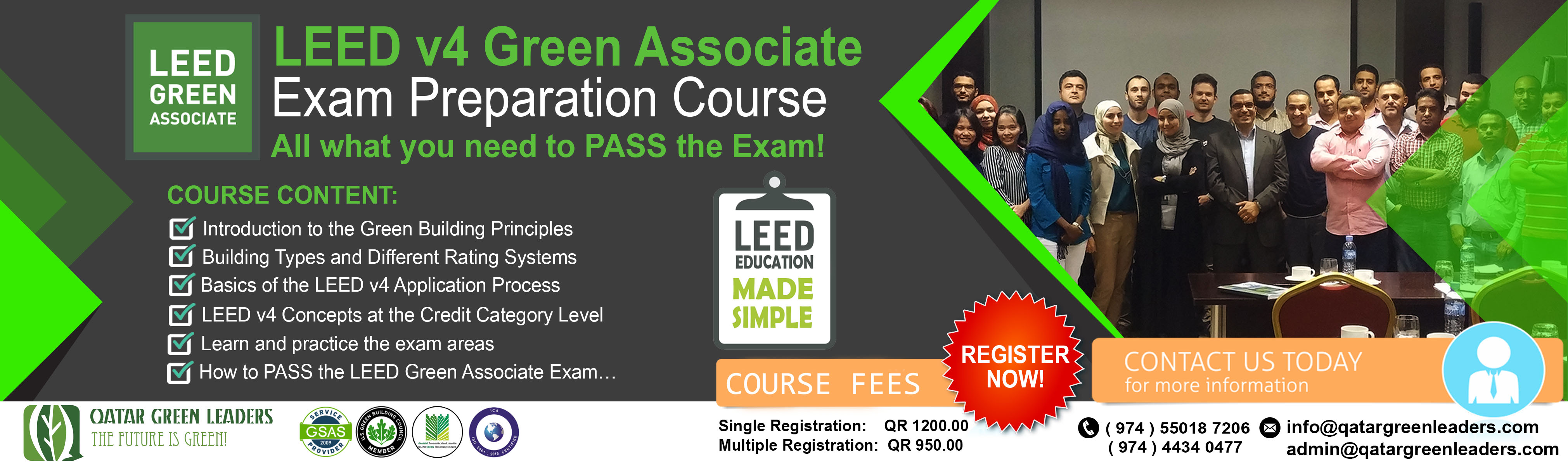leed-ga-exam-prep-course