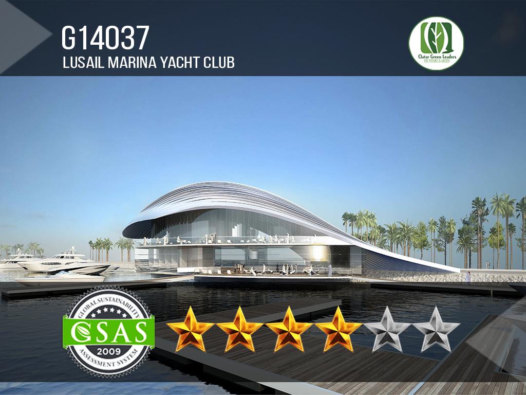 G14037 - Lusail Marina Yacht Club