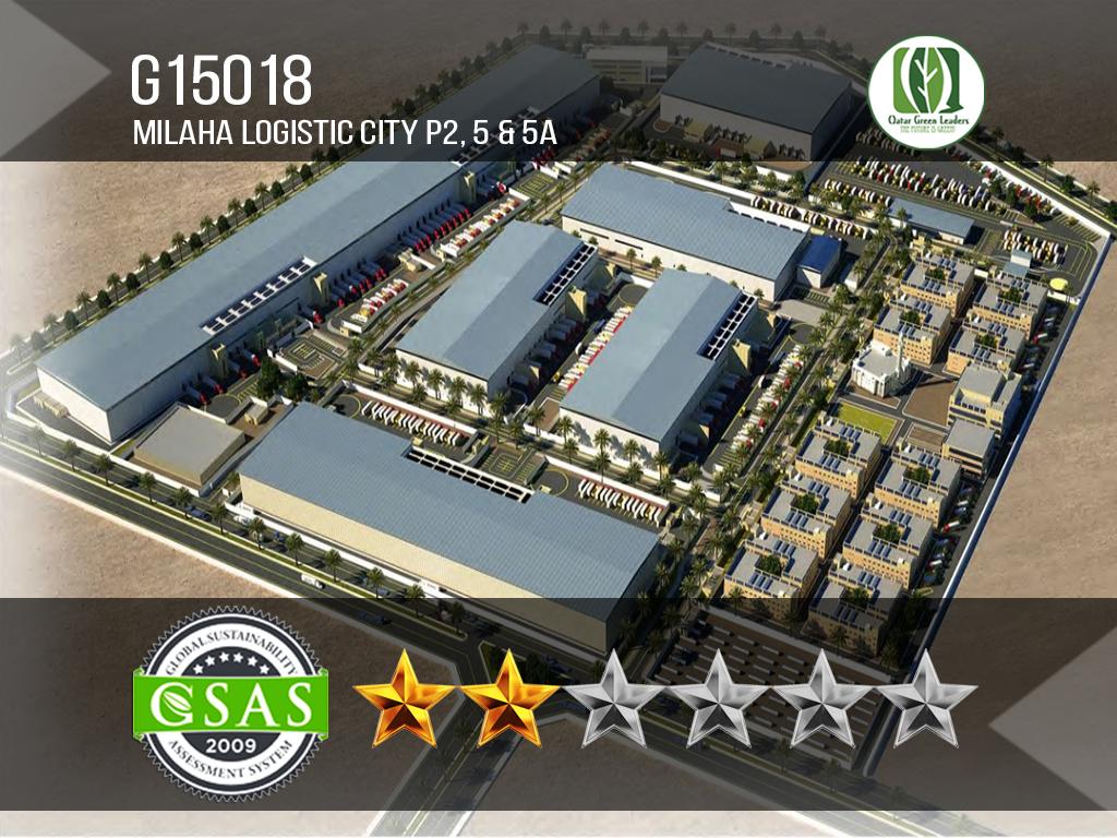 G15018 - Milaha Logistic City P2, 5 & 5A - Qatar Green Leaders