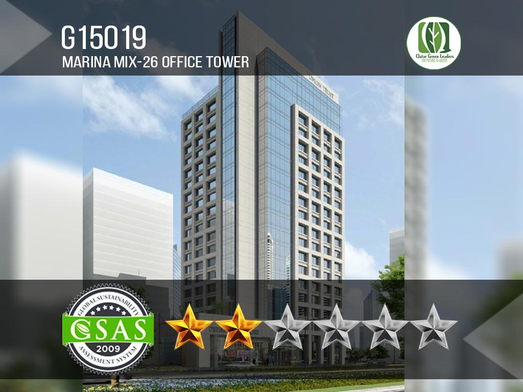 G15019 - Marina Mix-26 Office Tower
