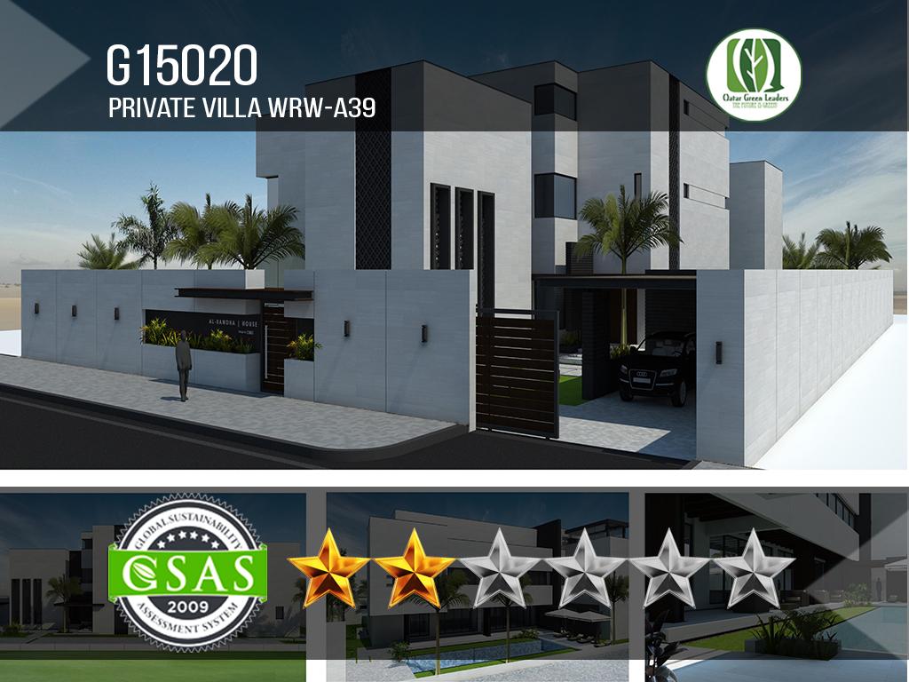 G15020 - Private Villa WRW-A39