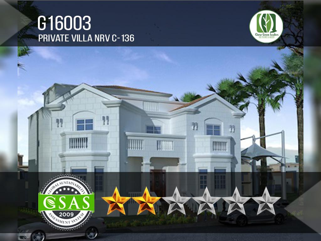 G16003 - Private Villa NRV C-136