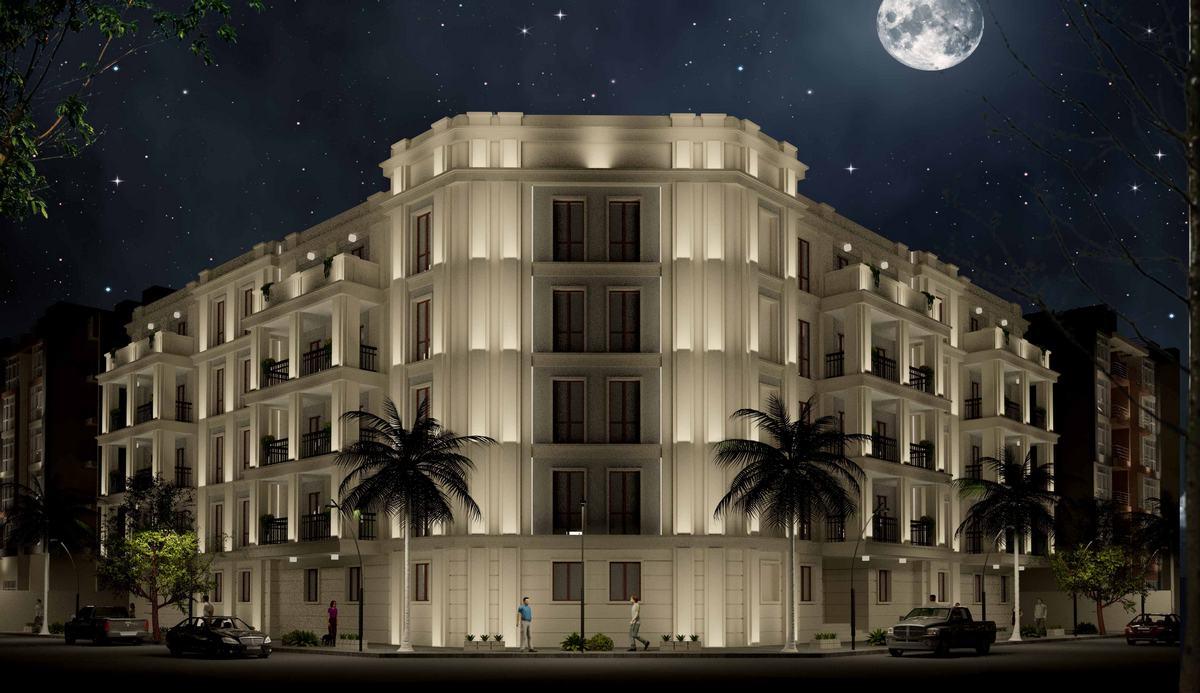 G16006 - Fox Hill A32 Residential Building
