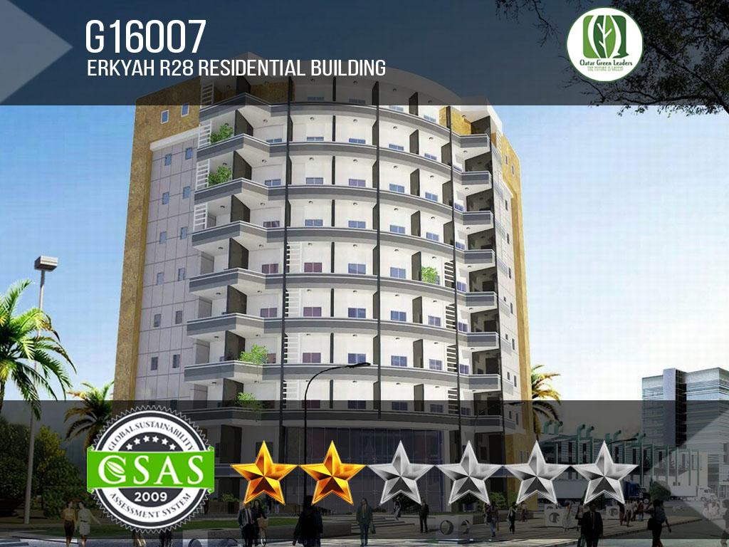 G16007 - Erkyah R28 Residential Building