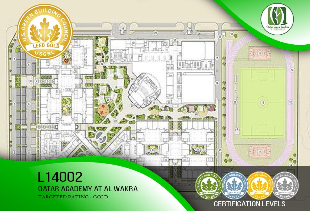 L14002 - Qatar Academy at Al Wakra